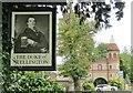 TQ0952 : East Horsley - The Duke of Wellington by Colin Smith