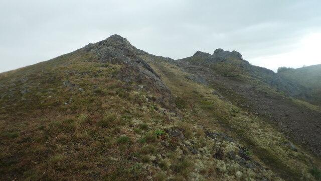 Ragged Stone Hill