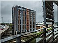 SK9671 : Cygnet Wharf, Lincoln by Oliver Mills