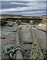 ND1968 : Castlehill Harbour, Castletown, Caithness by Claire Pegrum