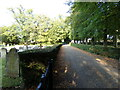 TL9948 : Footpath to Nedging Road by Geographer