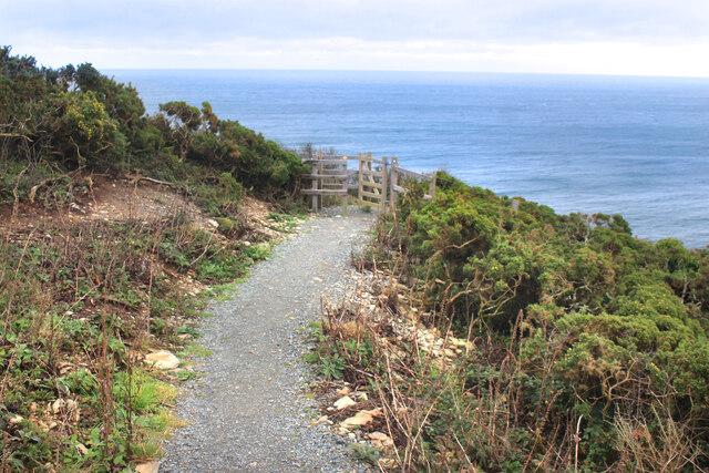 A new bit of Coast Path