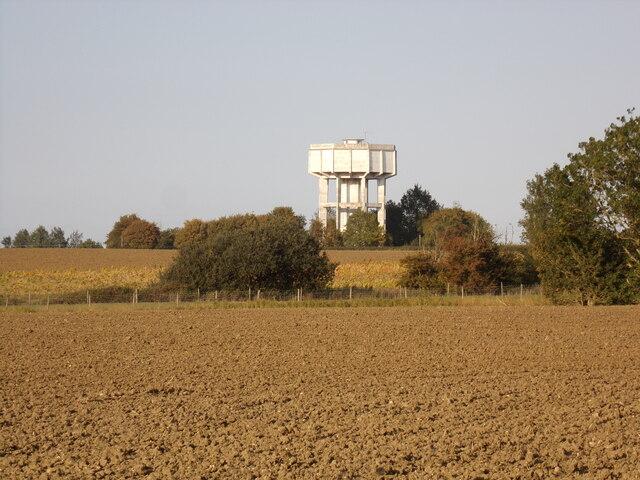 Nedging Tye Water Tower