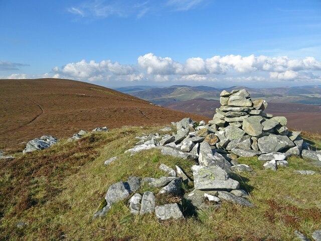 Drumelzier Law - Not the Summit