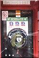 SK7800 : Defibrillator in the phone box by Bob Harvey