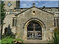 SD6592 : Sedbergh St Andrew - south porch by Stephen Craven