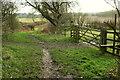 SE3461 : Junction on Knaresborough Round by Derek Harper