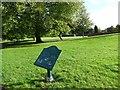 SO9496 : Park Sign Scene by Gordon Griffiths