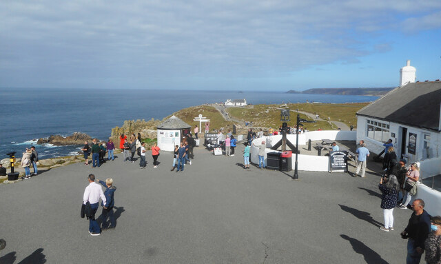 People at Land's End