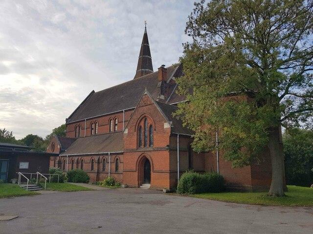 Oxhey: Church of St Matthew (1)
