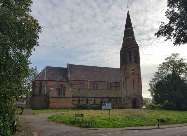 Oxhey: Church of St Matthew (2)
