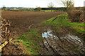 SE3361 : Farmland by Warren Lane by Derek Harper