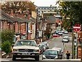 SK9671 : A long view throughout the West End, Lincoln by Oliver Mills