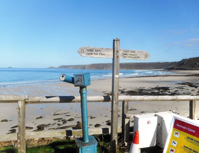 Signpost & Telescope