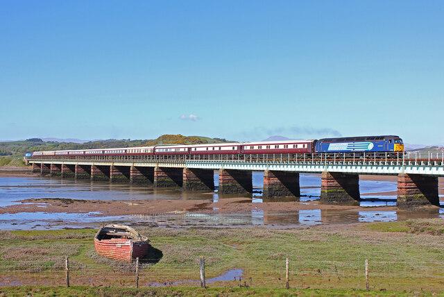 Eskmeals Viaduct