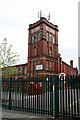SD9303 : Belgrave No. 4 Mill, Hathershaw by Chris Allen