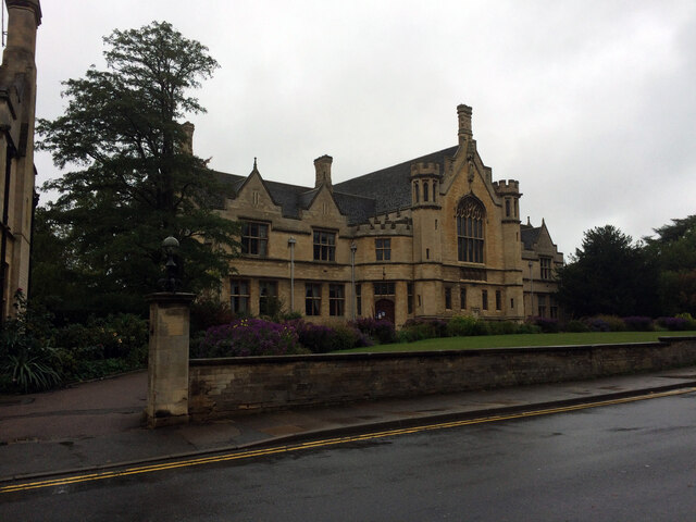 Great Hall, Oundle School, 12 New Street, Oundle