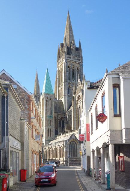 St Mary's Street, Truro