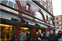 TQ3081 : Covent Garden Station by N Chadwick