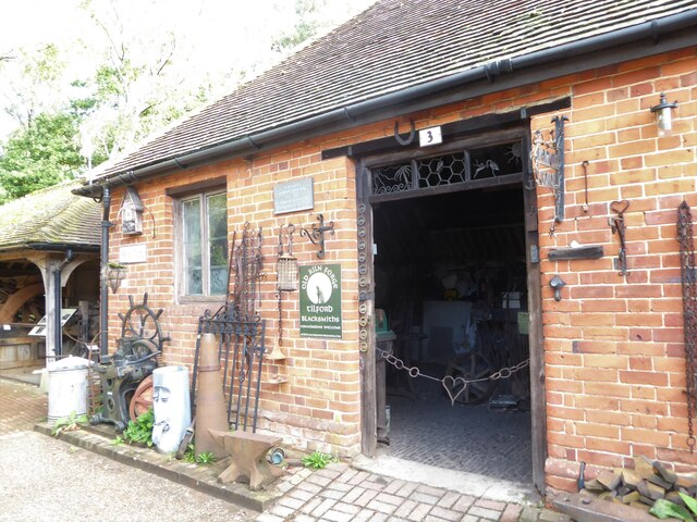 A fascinating visit to Tilford's Rural Life Living Museum (11)