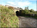 NY5030 : Railway Bridge, Thacka Lane by Adrian Taylor