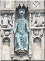TR1557 : Canterbury Cathedral - Christchurch Gate by Colin Smith