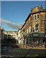 SE3055 : Princes Street, Harrogate by Derek Harper