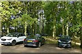 SK5954 : Blidworth Woods car park by Alan Murray-Rust