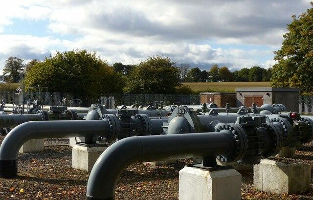 Gas governor compound