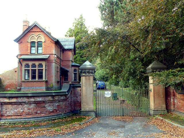 Gateway and Deputy's House, Papplewick Pumping Station