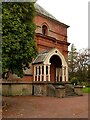 SK5852 : Engine House, Papplewick Pumping Station by Alan Murray-Rust