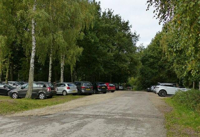 Blidworth Woods car park