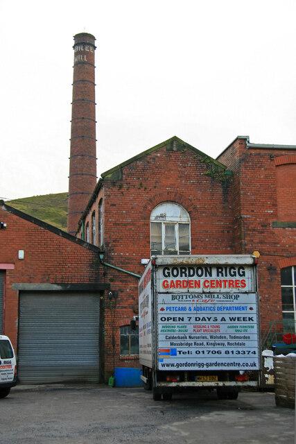 Jubilee Mill, Walsden