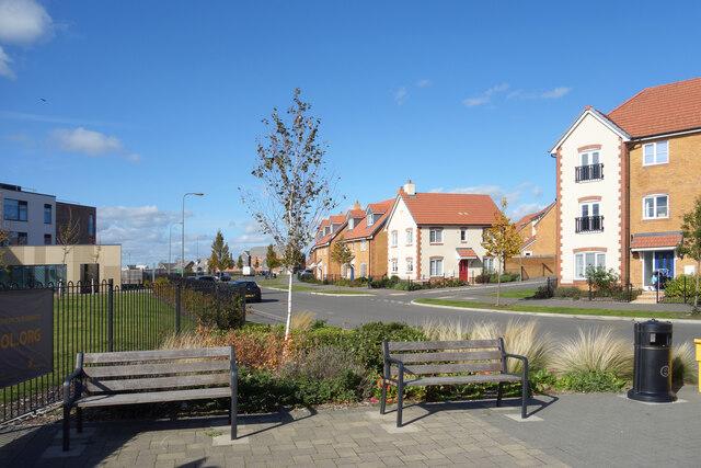 Greenwood Way, Didcot