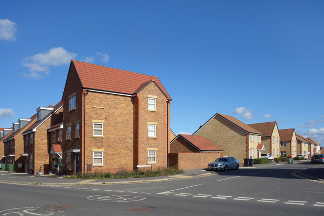 Orchid Mews. Didcot