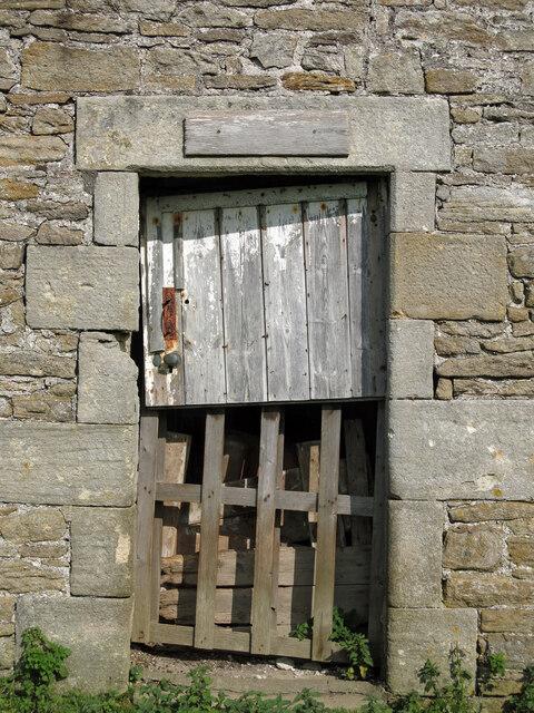 Shittlehopeside - door
