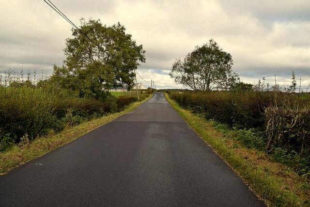 Kilnahusogue Road, Lisnacreeve
