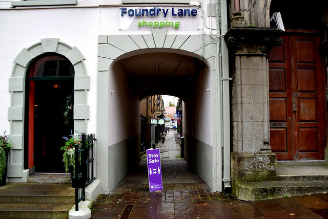 Foundry Lane, Omagh