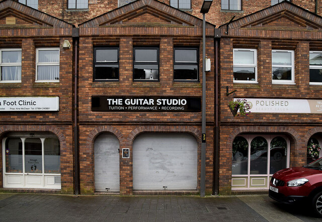 The Guitar Shop, Omagh