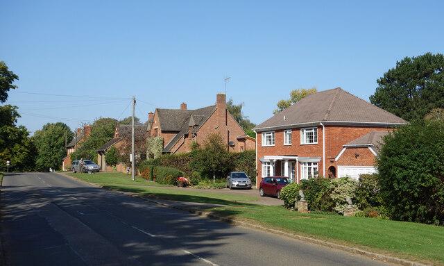 Berry Hill Road, Adderbury