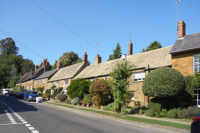 Cross Hill Road, Adderbury