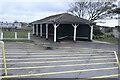TF5763 : A forlorn shelter by Bob Harvey
