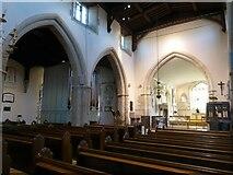 SU2771 : Inside Holy Cross, Ramsbury (e) by Basher Eyre