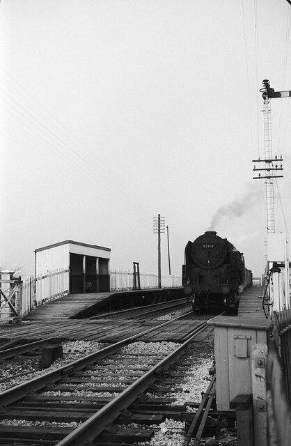 Waiting for signals, Vulcan Halt – 1966