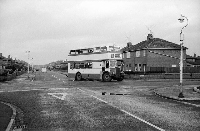 Suburban Southport – 1966