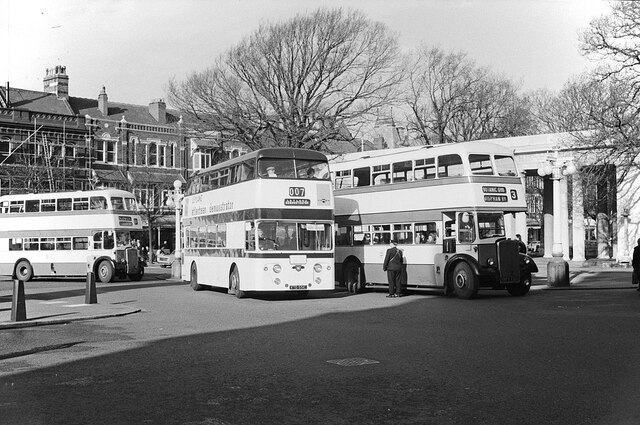 The Monument, Southport – 1966