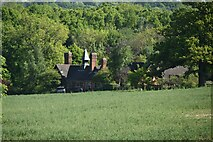 TQ6144 : Park Farm by N Chadwick