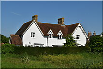 TQ6245 : Crockenhurst Farm Cottages by N Chadwick