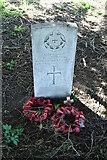TQ6245 : Commonwealth War Grave, Church of All Saints by N Chadwick