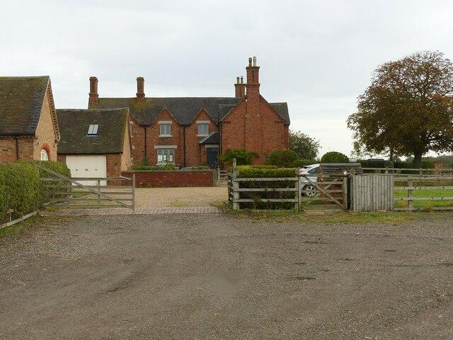 Barnstone Lodge